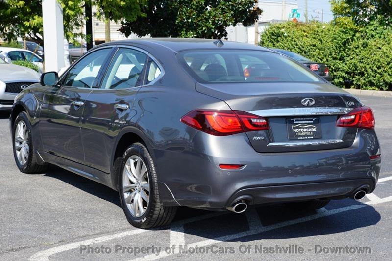 2015 Infiniti Q70 AWD 3.7 4dr Sedan - Nashville TN