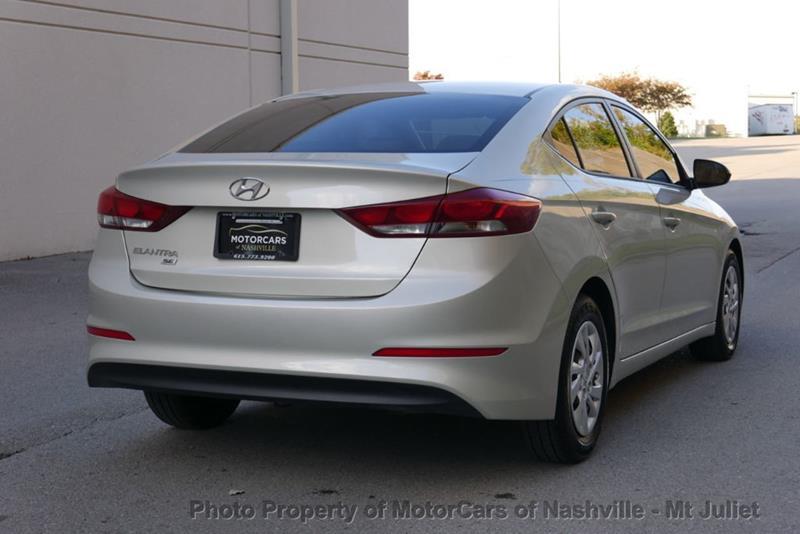 2018 Hyundai Elantra SE 2.0L Automatic - Nashville TN