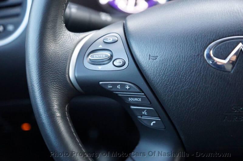 2019 Infiniti QX60 LUXE FWD - Nashville TN