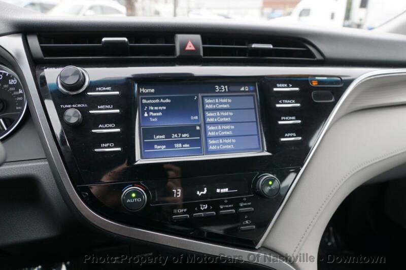 2018 Toyota Camry SE Automatic - Nashville TN
