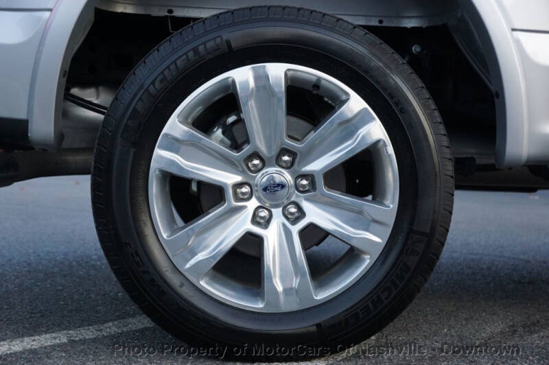 2019 Ford F-150 Platinum 2WD SuperCrew 6.5' Box - Nashville TN