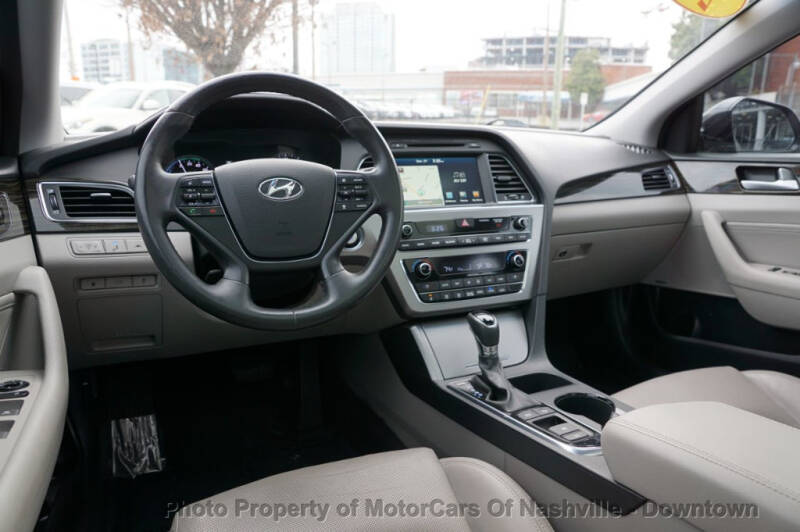 2016 Hyundai Sonata Hybrid 4dr Sedan Limited - Nashville TN