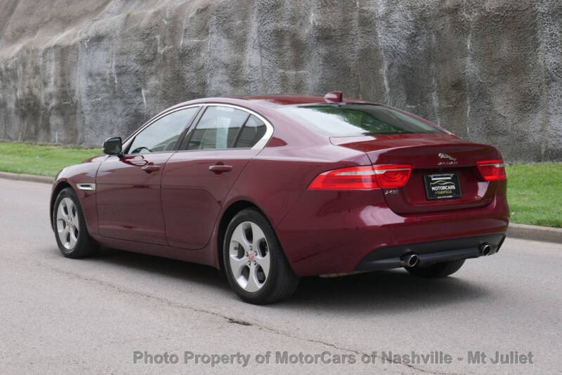 2017 Jaguar XE 25t 4dr Sedan - Nashville TN