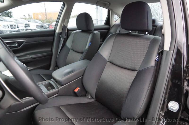 2016 Nissan Altima 4dr Sedan I4 2.5 SR - Nashville TN