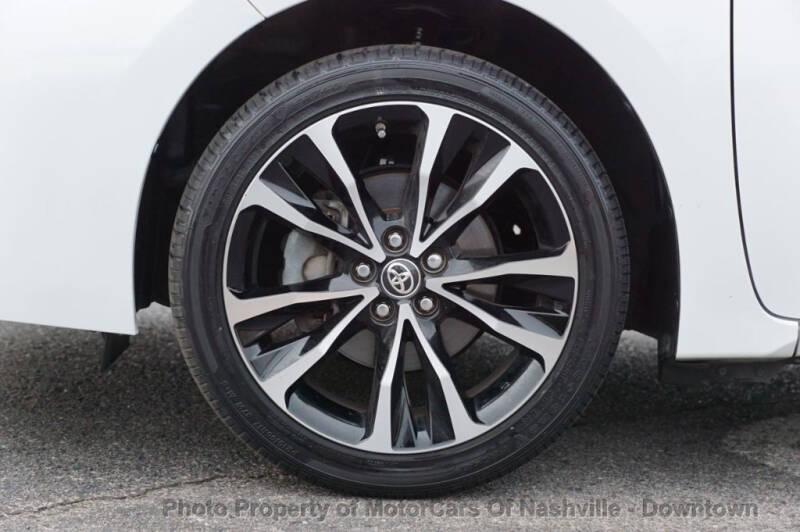 2017 Toyota Corolla SE CVT Automatic - Nashville TN