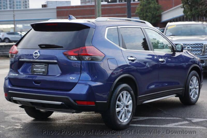 2018 Nissan Rogue FWD SV - Nashville TN