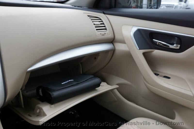 2017 Nissan Altima 2.5 S - Nashville TN
