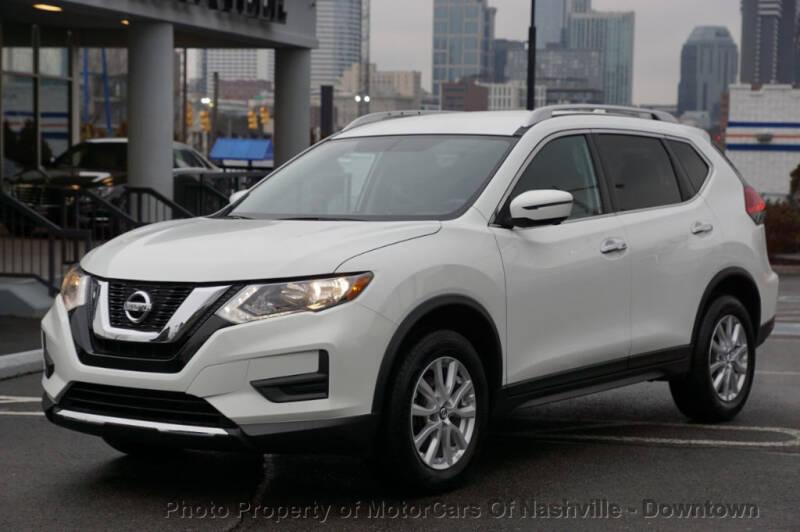 2017 Nissan Rogue AWD SV - Nashville TN