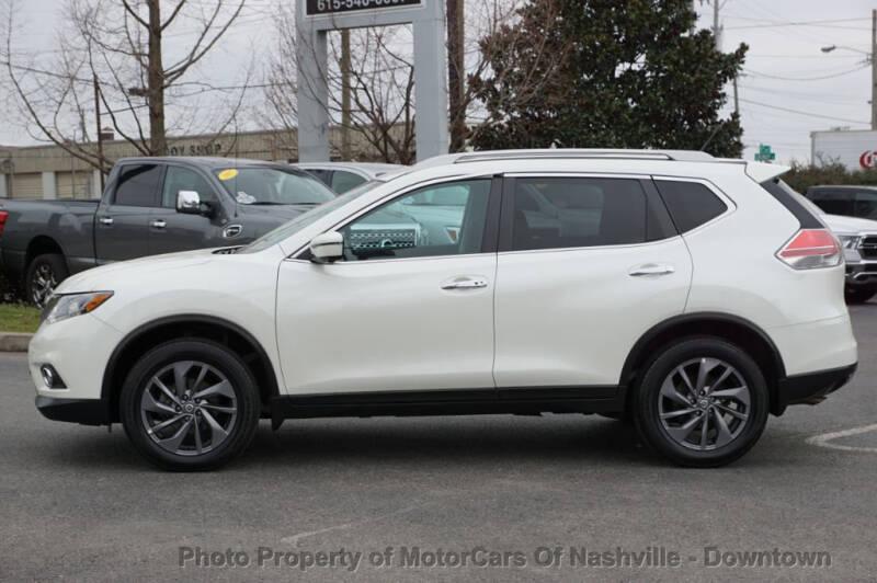 2016 Nissan Rogue AWD 4dr SV - Nashville TN