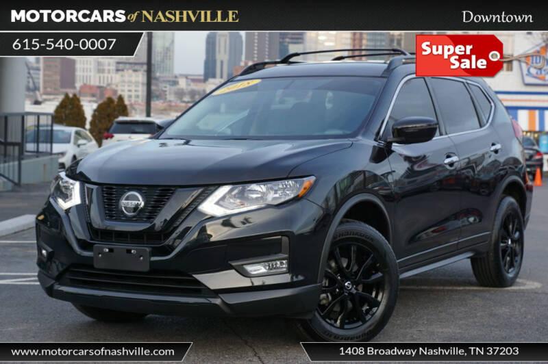 2018 Nissan Rogue AWD SV - Nashville TN