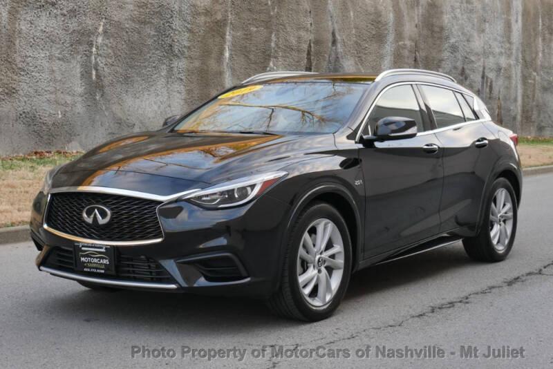 2019 Infiniti QX30 LUXE FWD - Nashville TN
