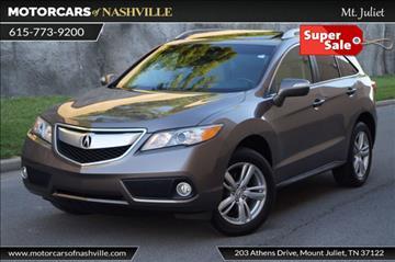 2013 Acura RDX for sale in Nashville, TN