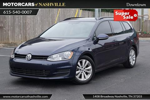 2016 Volkswagen Golf SportWagen for sale in Nashville, TN