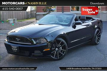 2014 Ford Mustang for sale in Nashville, TN