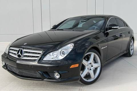 2006 Mercedes-Benz CLS for sale in Elwood, IL