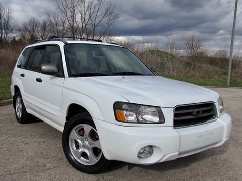 2004 Subaru Forester for sale in Elwood, IL