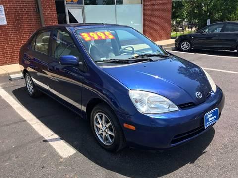 2002 Toyota Prius for sale in Manassas, VA