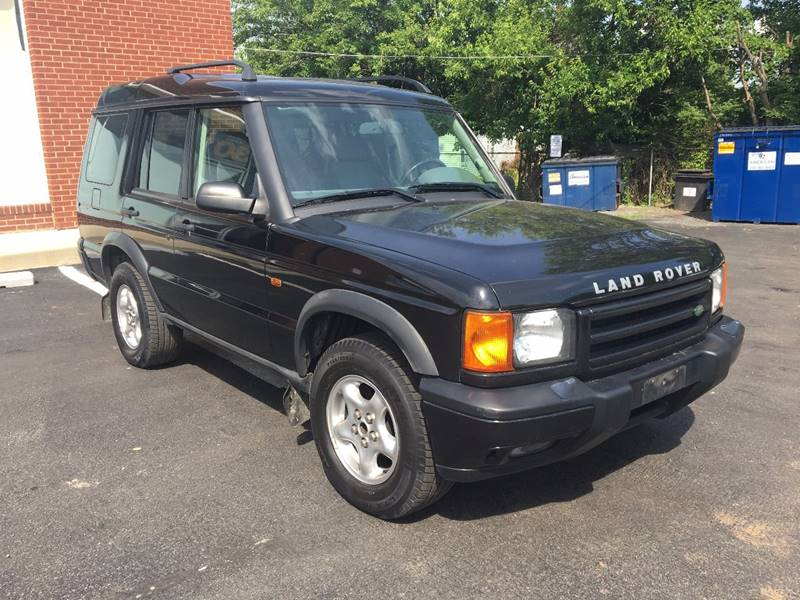 Land Rover Discovery Series II 2000 Base AWD 4dr SUV