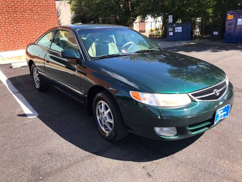 1999 Toyota Camry Solara for sale in Manassas, VA