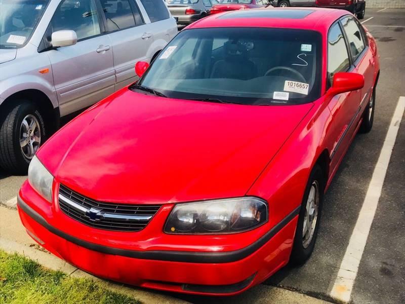 2001 chevrolet impala ls 4dr sedan in manassas va easy motors 2008 Chevrolet Impala 2001 chevrolet impala ls 4dr sedan manassas va