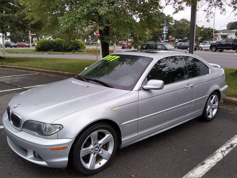 BMW 3 Series 2005 325Ci 2dr Coupe