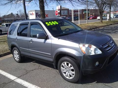 2005 Honda CR-V for sale in Manassas, VA