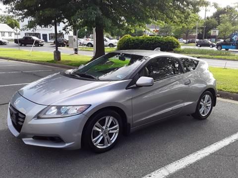 2011 Honda CR-Z for sale in Manassas, VA