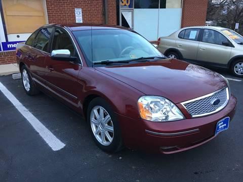 2006 Ford Five Hundred for sale in Manassas, VA