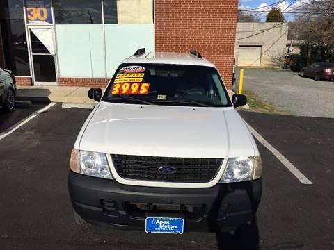 2005 Ford Explorer for sale in Manassas, VA