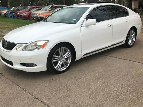 2007 Lexus GS 450h for sale in Houston, TX