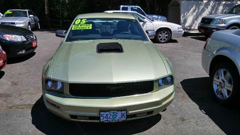 2005 Ford Mustang for sale in Portland, OR