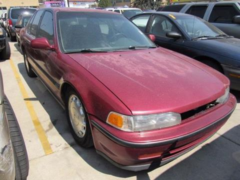 1992 Honda Accord for sale in Denver, CO