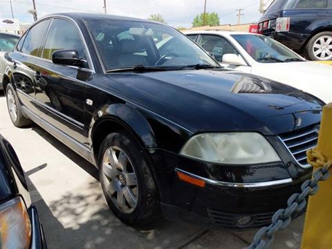 2002 Volkswagen Passat for sale in Denver, CO