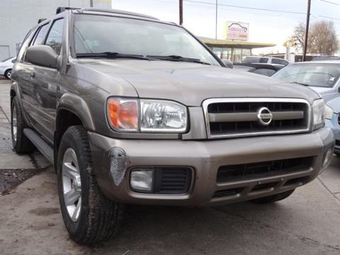 2002 Nissan Pathfinder for sale in Denver, CO