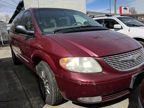 2001 Chrysler Town and Country for sale in Denver, CO
