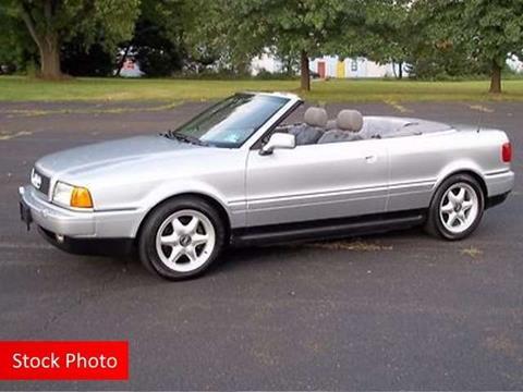 1998 Audi Cabriolet for sale in Denver, CO