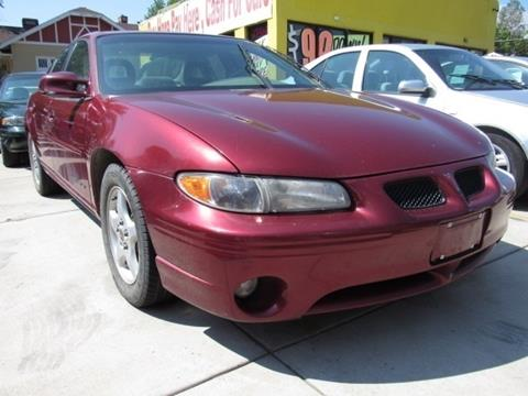 2001 Pontiac Grand Prix for sale in Denver, CO