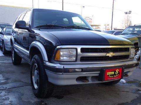 1996 Chevrolet Blazer for sale in Denver, CO