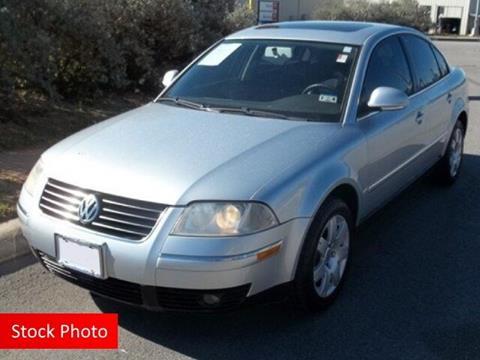 2005 Volkswagen Passat for sale in Denver, CO