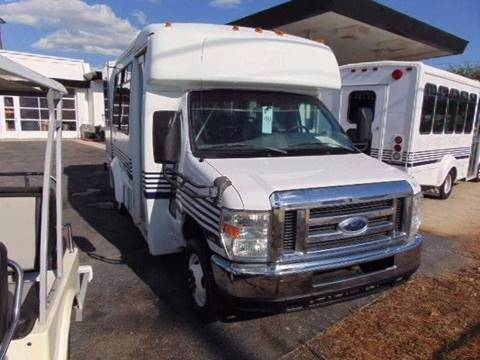 2008 Ford E-350 for sale at Classic Bus Sales LLC in Lake City GA