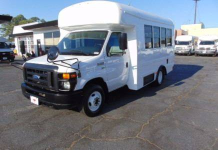 2014 Ford E-350 for sale at Classic Bus Sales LLC in Lake City GA