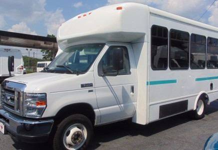 2012 Ford E-450 for sale at Classic Bus Sales LLC in Lake City GA
