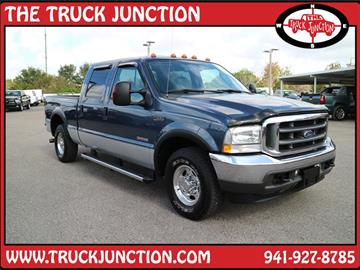 2004 Ford F-250 Super Duty for sale in Sarasota, FL