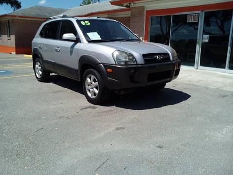 2005 Hyundai Tucson for sale in San Antonio, TX