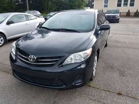 2013 Toyota Corolla for sale in Lithia Springs, GA