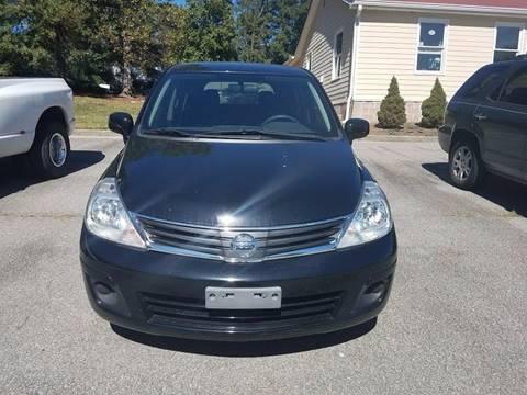 2012 Nissan Versa for sale in Lithia Springs, GA