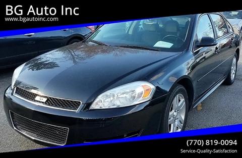 2013 Chevrolet Impala for sale in Lithia Springs, GA