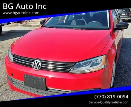 2012 Volkswagen Jetta for sale in Lithia Springs, GA