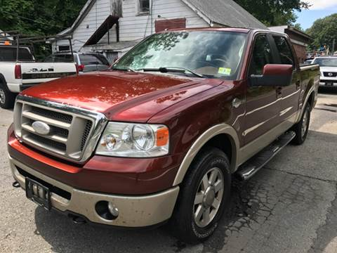 2007 Ford F-150 for sale in Bloomingdale, NJ