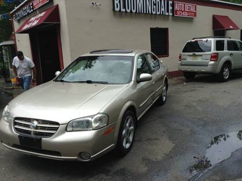 2000 Nissan Maxima for sale in Bloomingdale, NJ